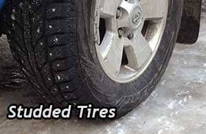 Studded-TIres